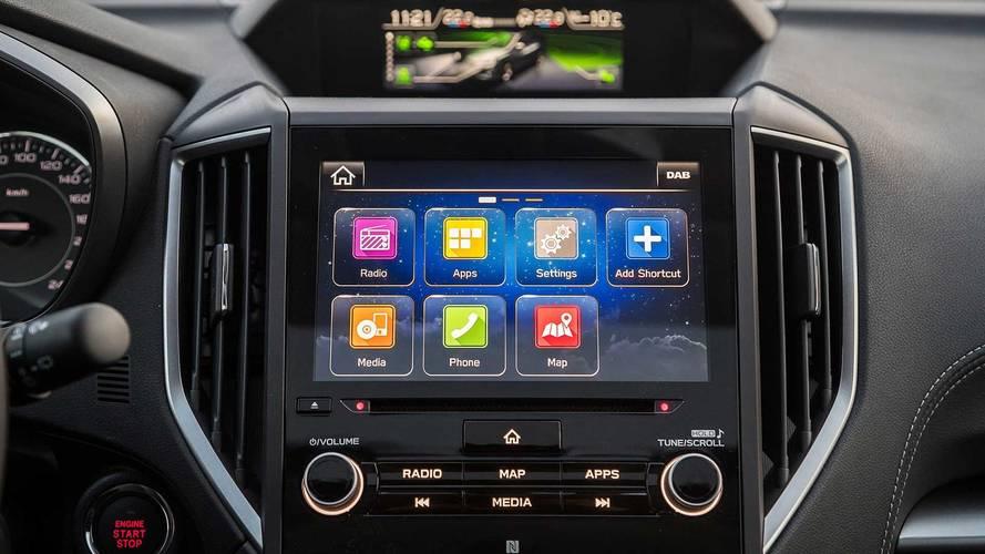 Subaru Impreza 2018 primera prueba