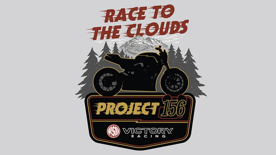 Victory and Roland Sands Designs join forces for Project 156 Race to the Clouds (Video)