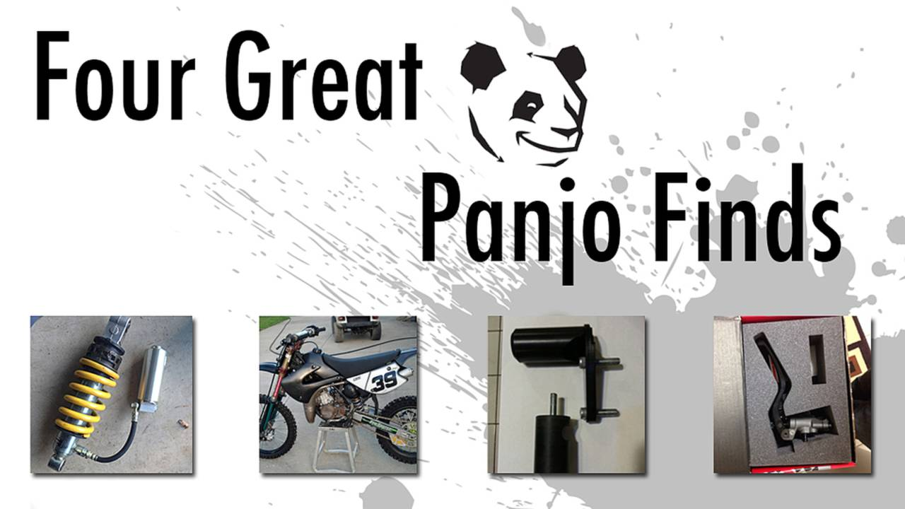 Four Great Panjo Finds