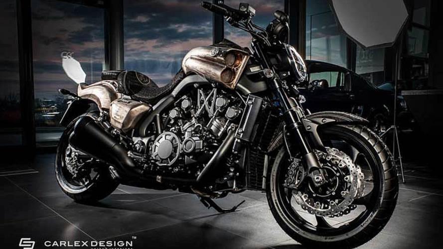 Polish Company Produces Steampunk V-Max