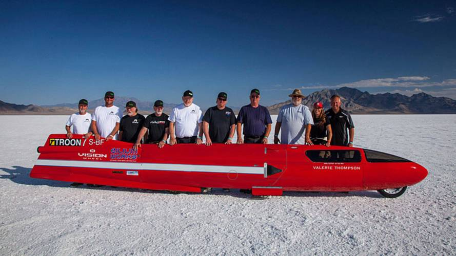 Valerie Thompson and Denis Manning Return to Bonneville