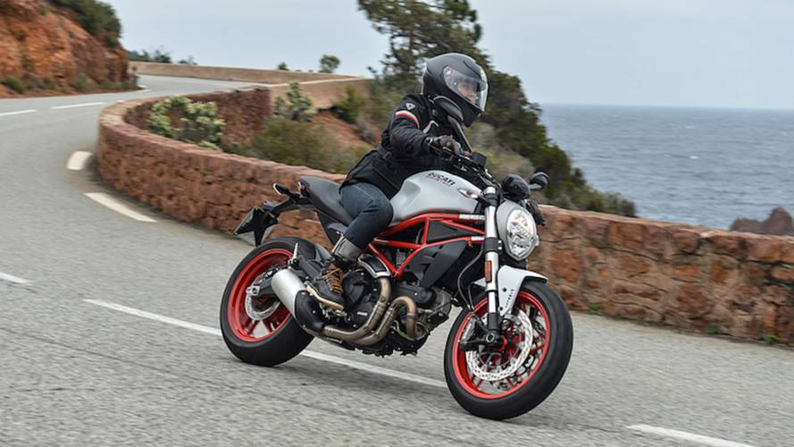 With New Monster 797 Ducati Errs on the Side of Cool