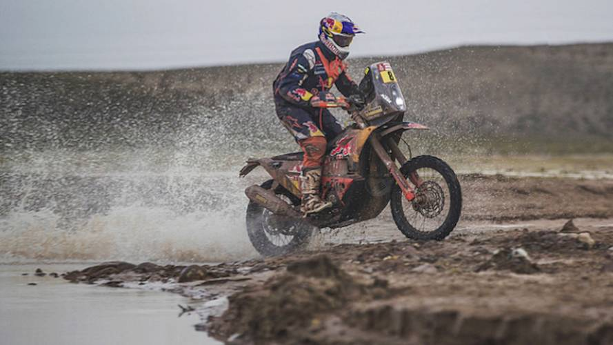 Stage 12 of Dakar Cancelled