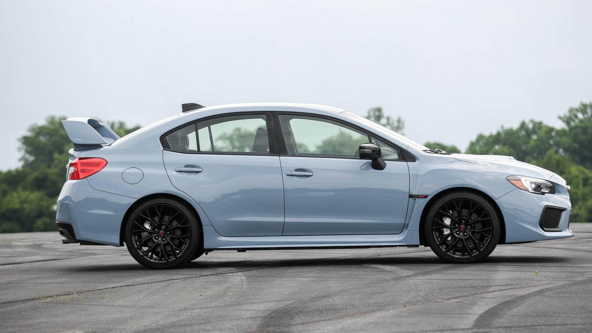 Build Your Own Subaru >> Subaru Drops Photos Of 2019 Wrx Wrx Sti Series Gray