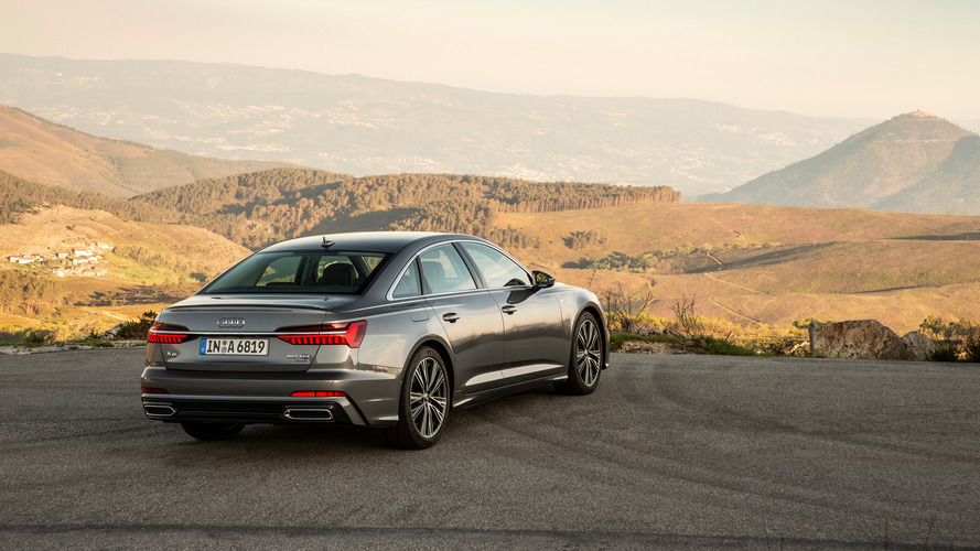 Audi A6 (C8) 2018