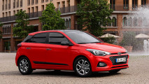 Test: Hyundai i20 Facelift