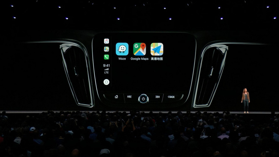 Waze e Google Maps compatibili con Apple CarPlay grazie a iOs 12