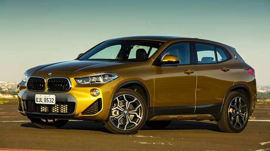 Vendas de SUVs premium em maio: BMW X2 e Audi Q5 atingem recorde