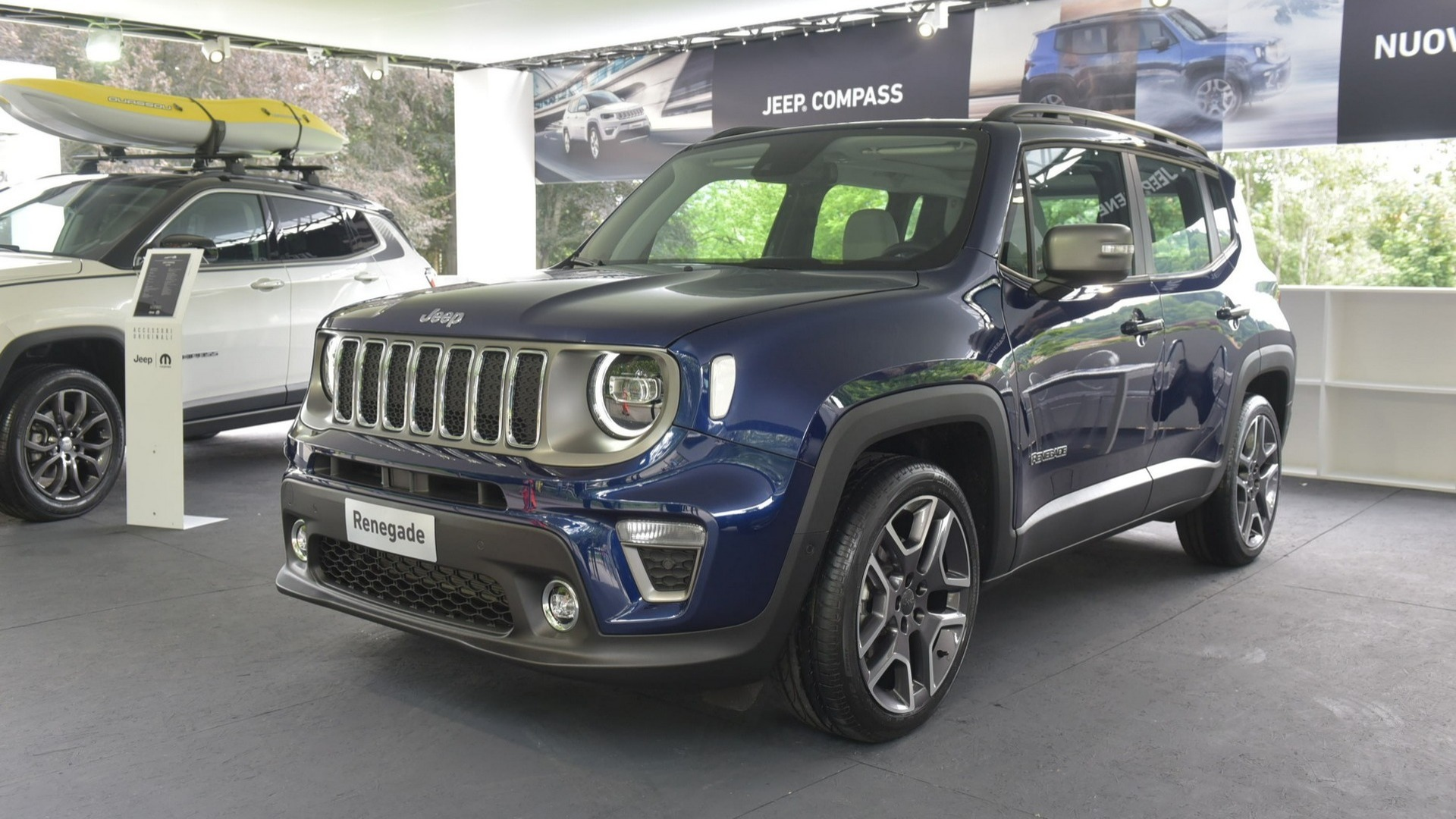 2020 Jeep Renegade Hybrid Debut Details >> See The 2019 Jeep Renegade In First Real Images