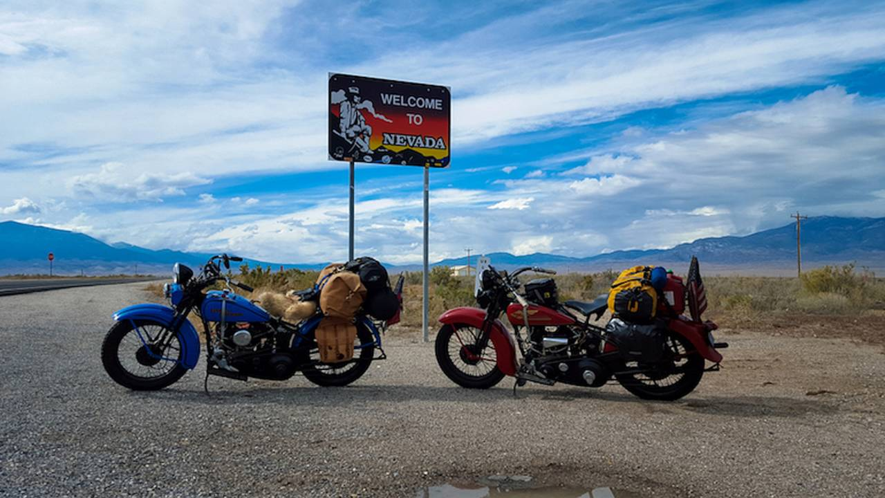 Rider Destinations:  The Loneliest Road in America