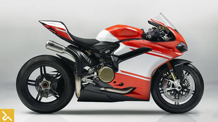 Behold the Ducati 1299 Superleggera