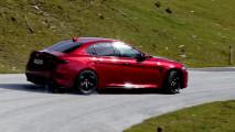 Platz 15: Alfa Romeo Giulia Quadrifoglio; Leistung: 510 PS