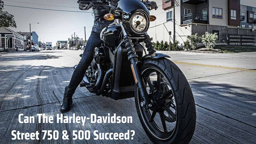 Harley's Indian Gamble — 2014 Harley-Davidson Street 750 And 500