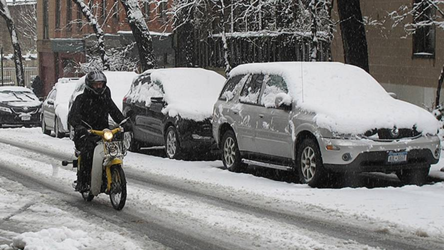 Quebec May Outlaw Motorcycles During Winter