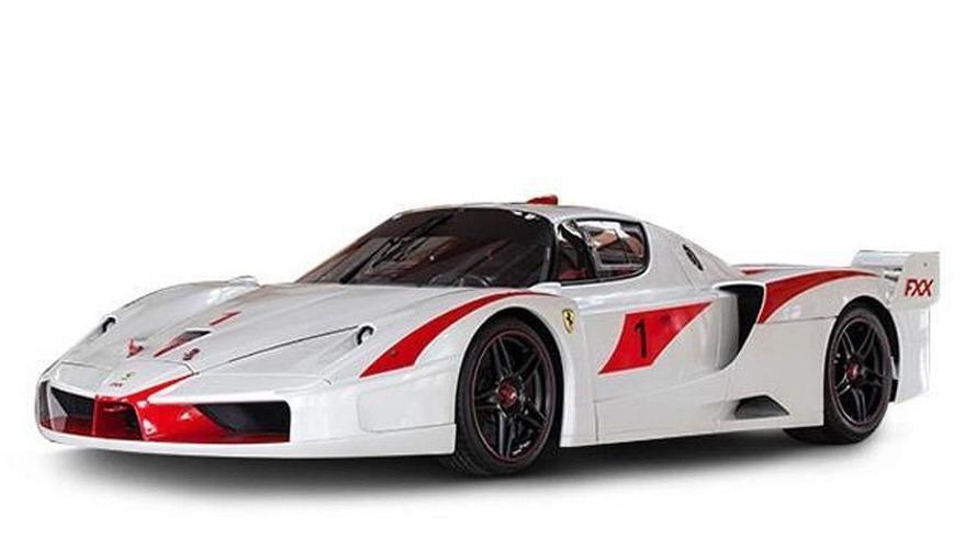 Ferrari Fxx Evo Articles Motor1