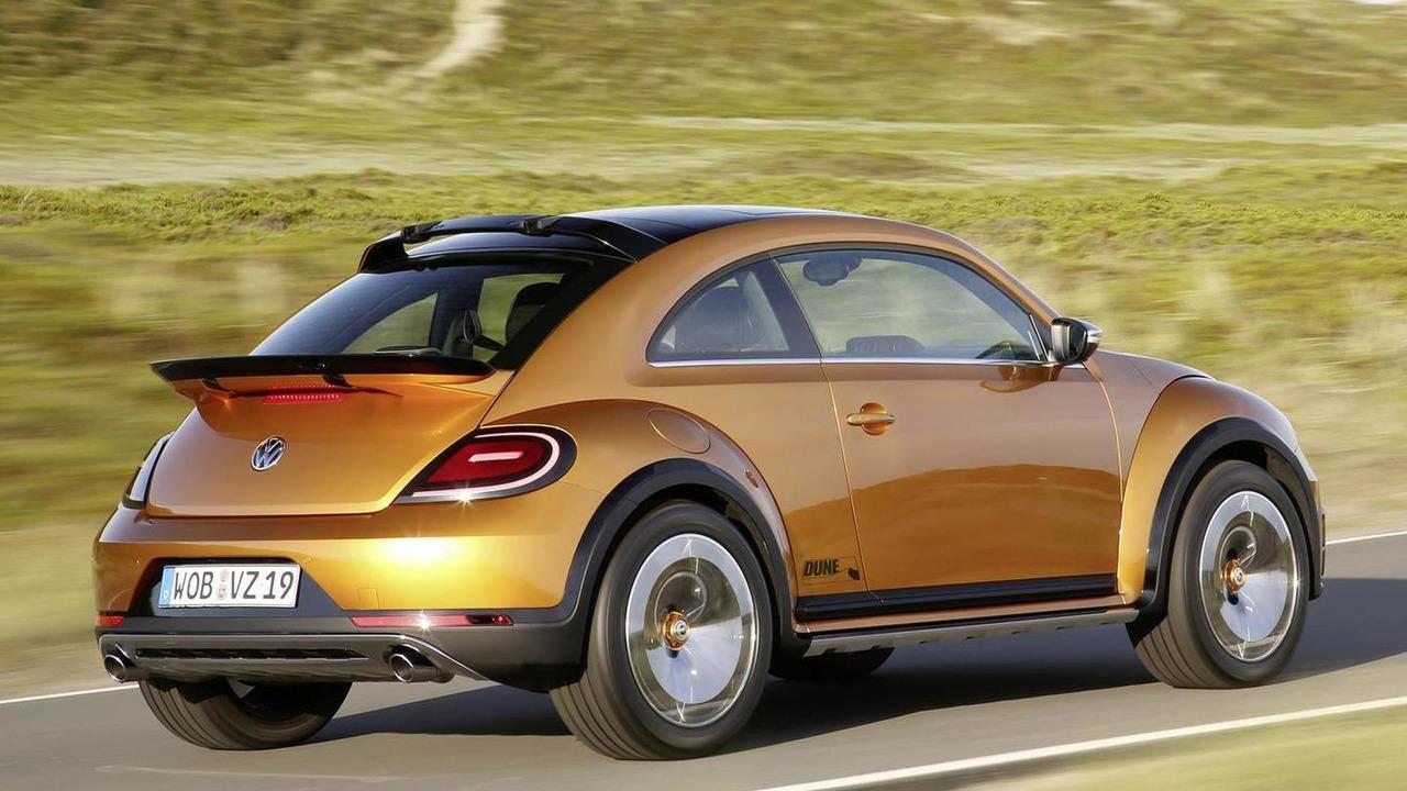 2017 Volkswagen Beetle Dune Concept