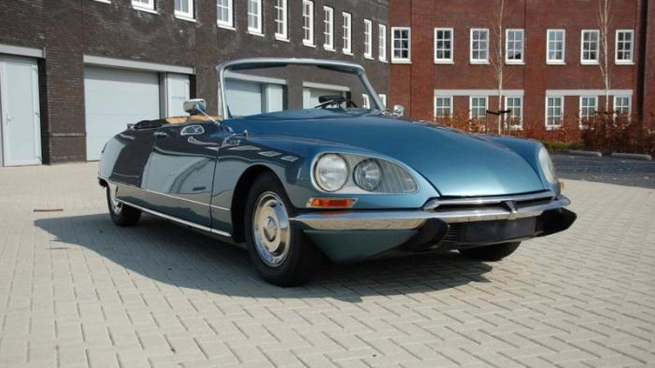 Canada Drives Reviews >> Rare 1968 Citroën DS 21 Decapotable for sale in the ...