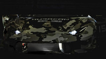 Lamborghini Huracan Super Trofeo teaser