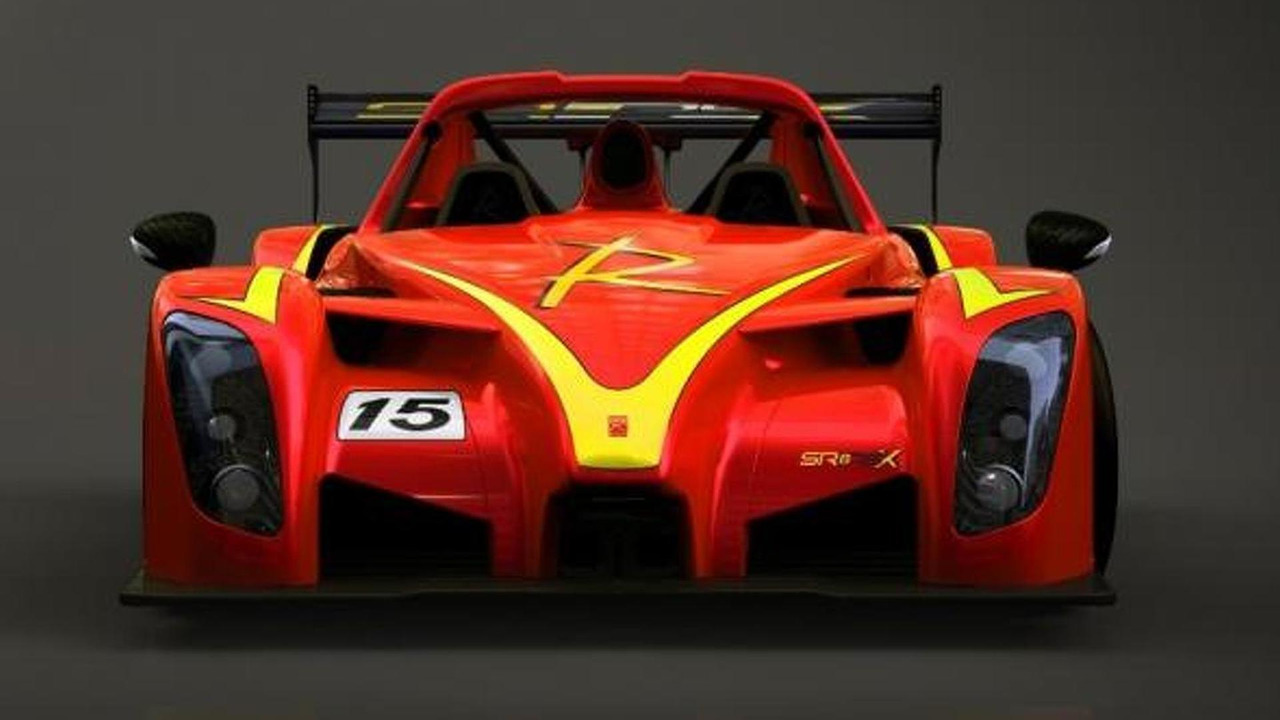 Radical SR8 RSX unveiled with 440 bhp