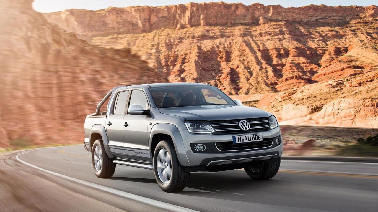 Volkswagen Amarok Ultimate
