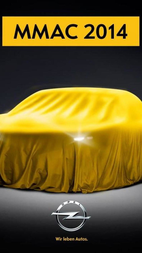 Opel teases a mysterious model for Moscow