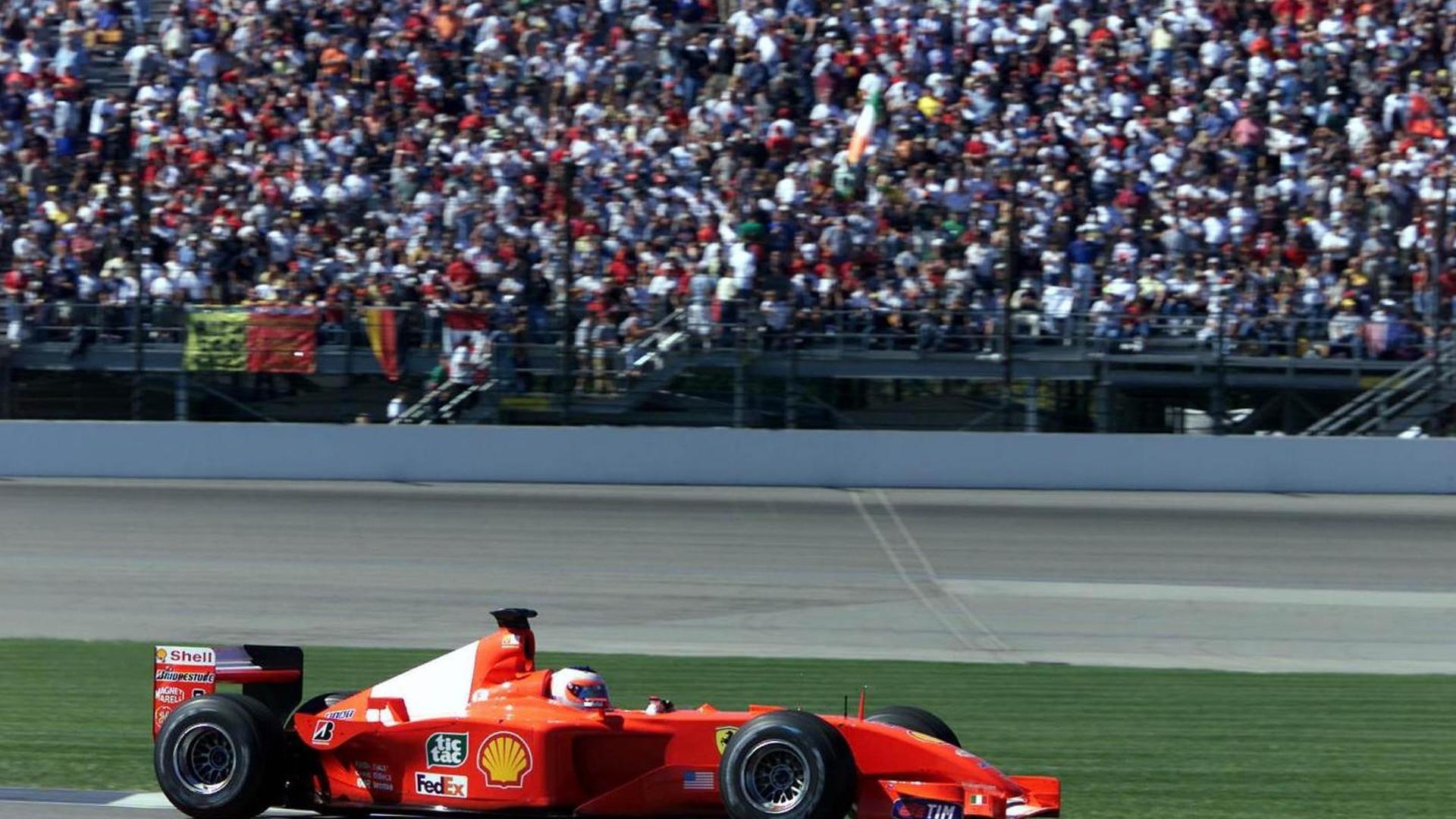 Rubens Barrichello S 2001 F1 Car For Sale At 3 4 M