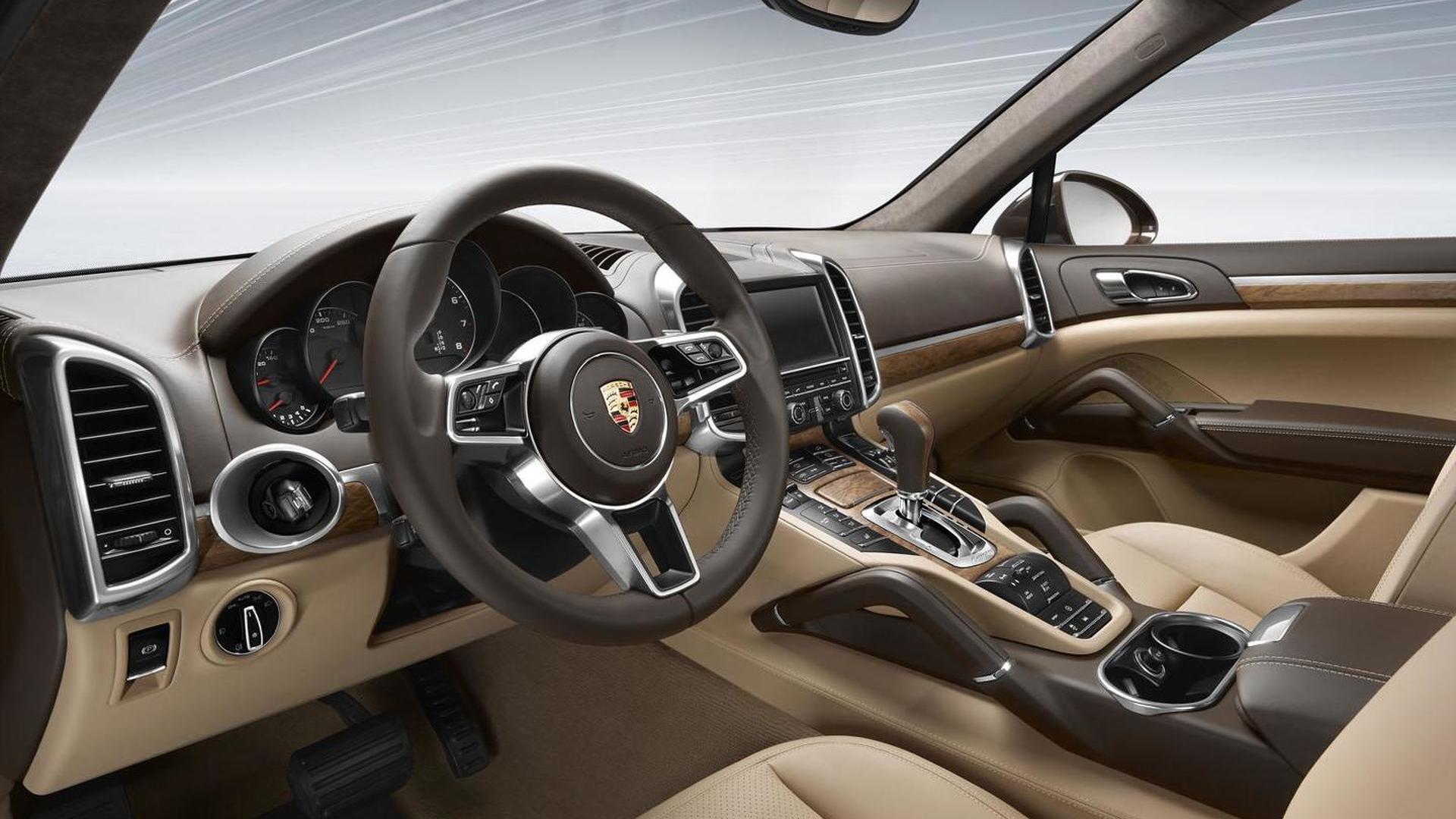 2015 Porsche Cayenne Cayenne Gts Unveiled Video