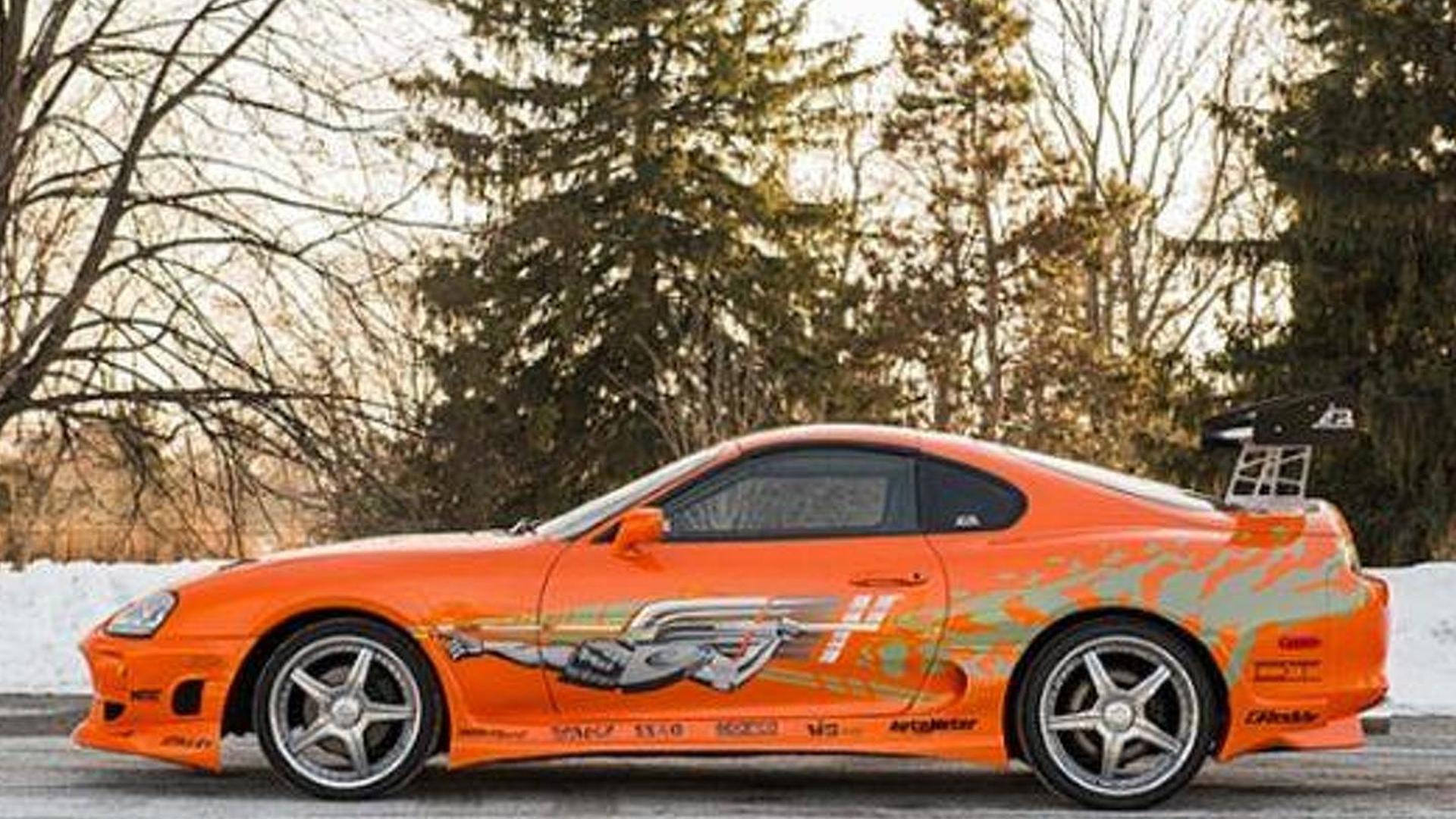 Fast /& Furious Toyota Supra