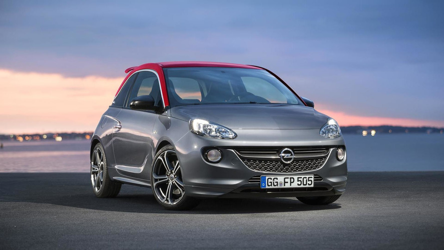Opel Adam S Priced From 18 690 In Germany