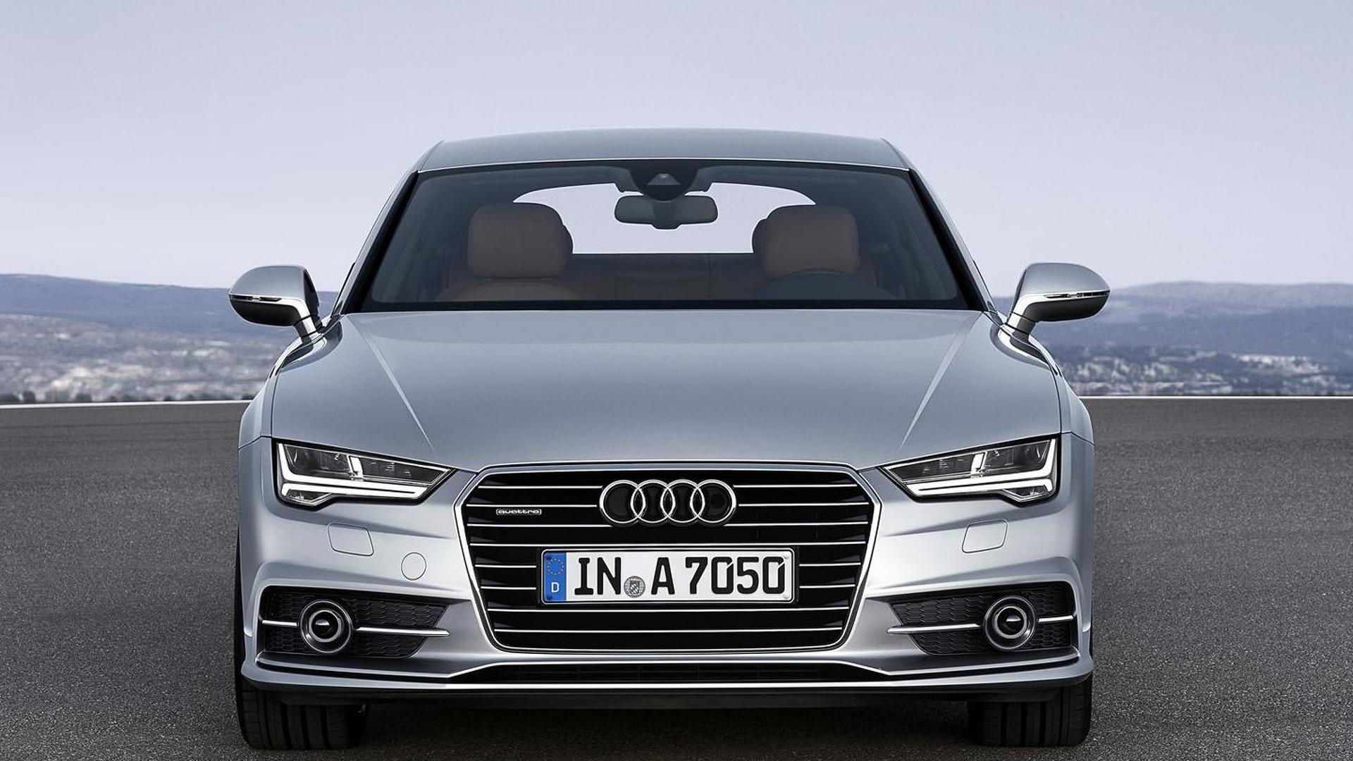 Audi A7s7 Sportback Facelift Goes Official With Matrix Led Headlights