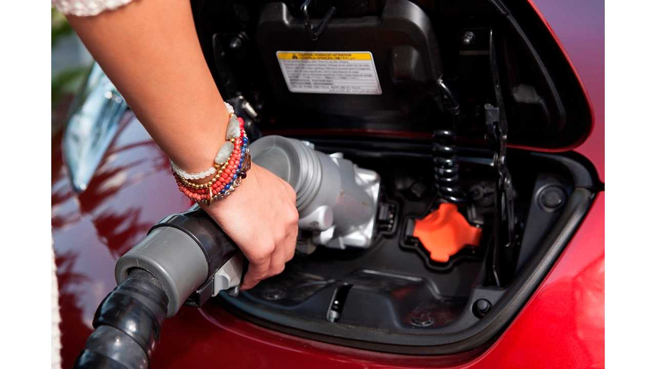 Considering A Used Nissan LEAF? DC Fast Charging Is A Nice Plus