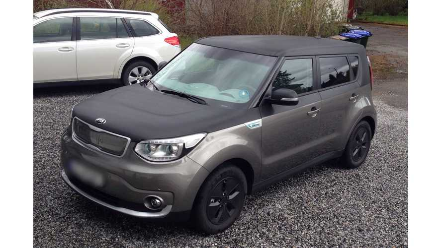 Check Out This Modified Kia Soul EV