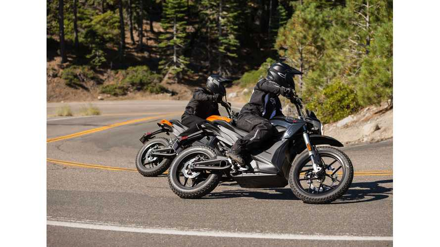 $2,500 Federal Tax Credit For Electric Motorcycles Is Back!