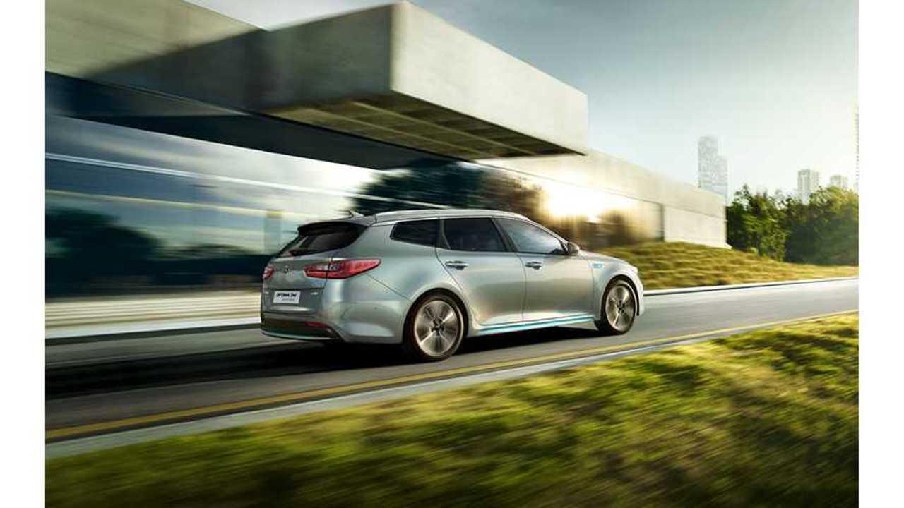 In November 12% Of Car Sales In Sweden Were Plug-In Electric