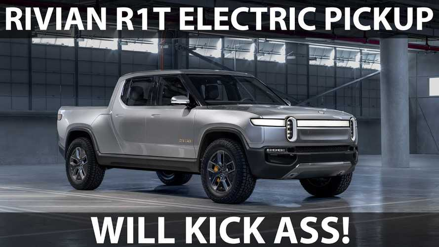 Rivian R1T Electric Truck Gets The Nyland Analysis