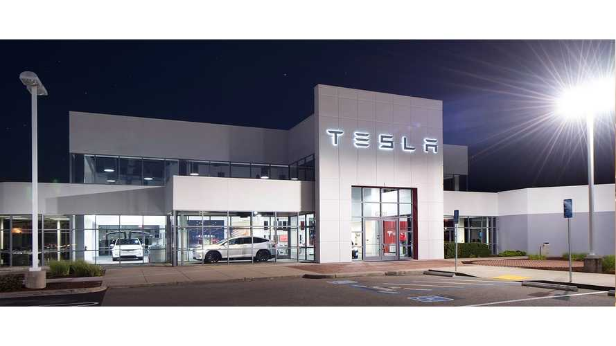 Tesla Eyes Site Near Palo Alto For New Sales/Service Center