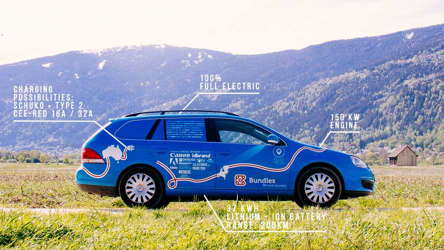 Epic Netherlands to Australia EV Trip Covered By Fully Charged - video