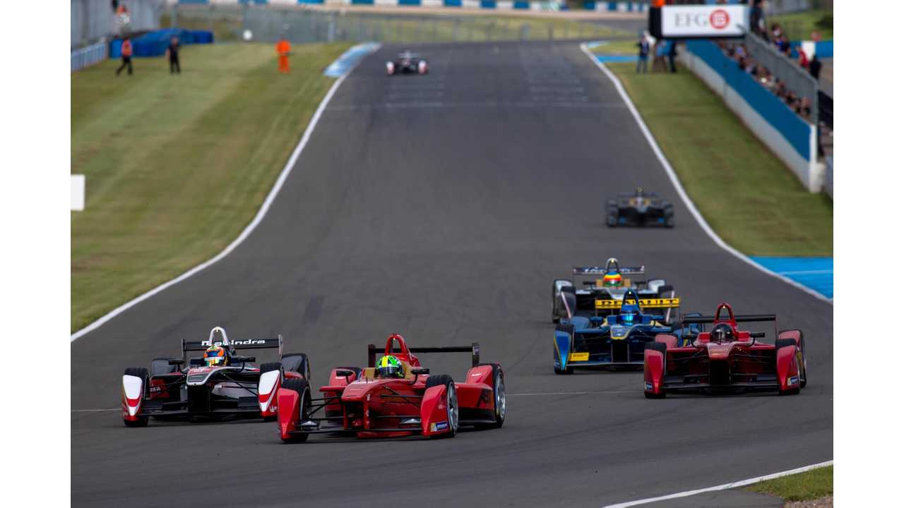 Results From First Formula E Track Test (w/videos)