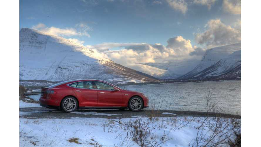 Bjorn Nyland Offers His Thoughts On Tesla Model S P85D - Video