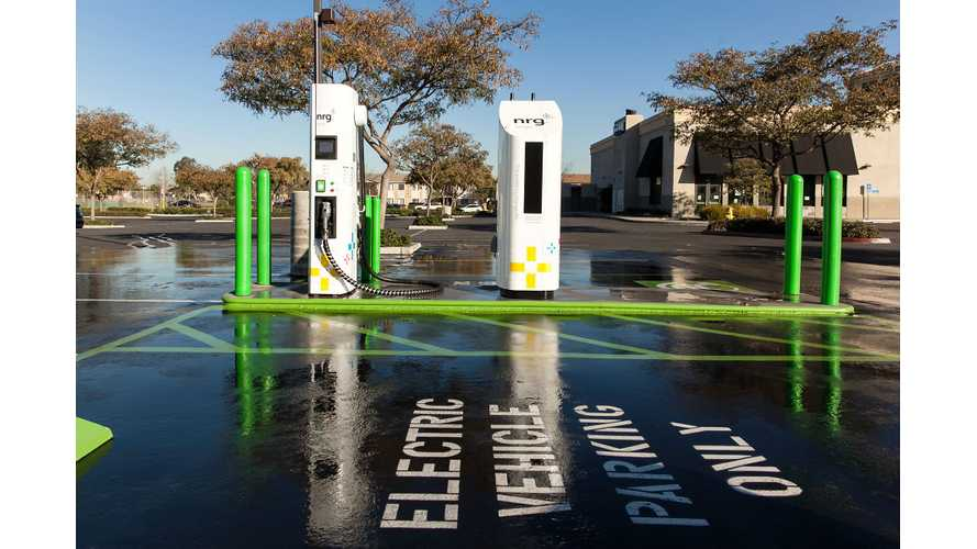 eVgo: 60 Fast Chargers in California! Covering The Gaps Isn't Priority, Covering The Cars Is!