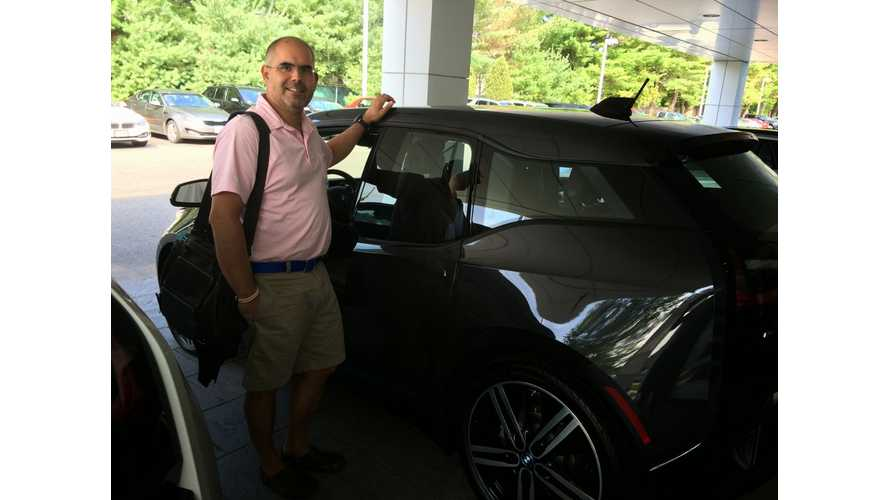 Meet Born Electric BMW i3 Owner Chris From Massachusetts