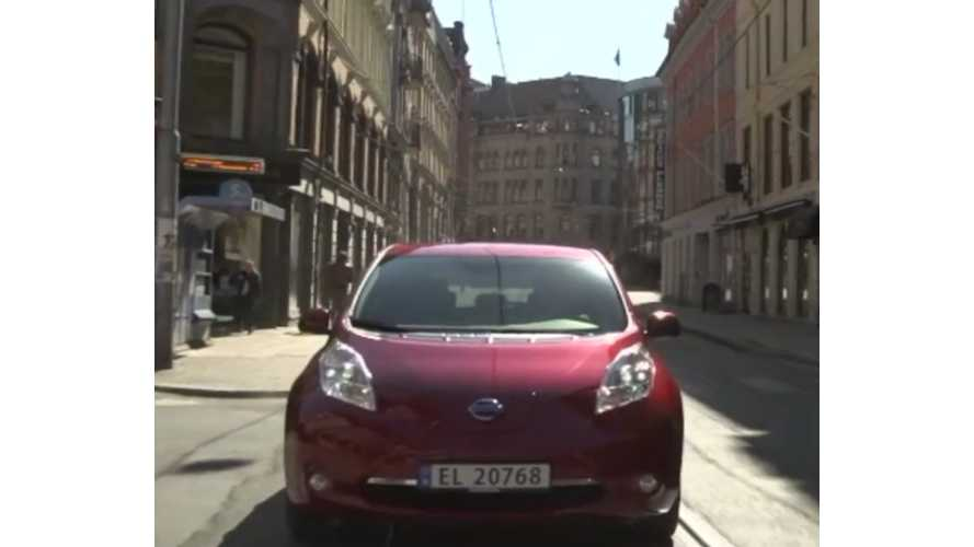 "Why Norway Is The ""EV Capital Of The World"" - Video"