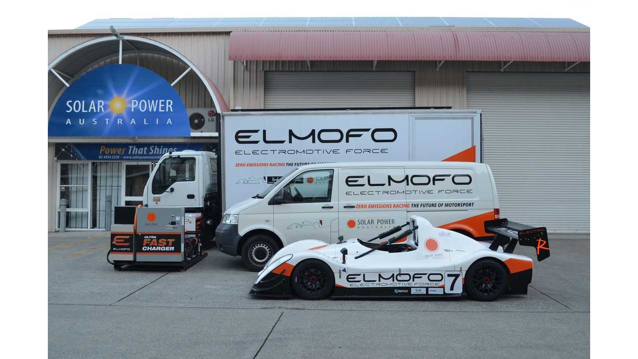 ELMOFO - Importer and distributor of Brammo electric motorcycles for Australia