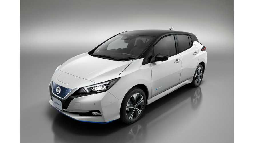 Will Nissan Be Able To Produce Enough LEAFs In Europe?