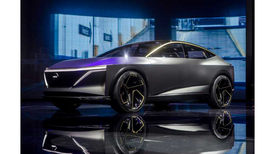 Nissan & Infiniti Concept Cars Hint at Future EVs