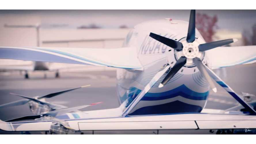 Watch Boeing's Electric Aircraft Complete First Test Flight