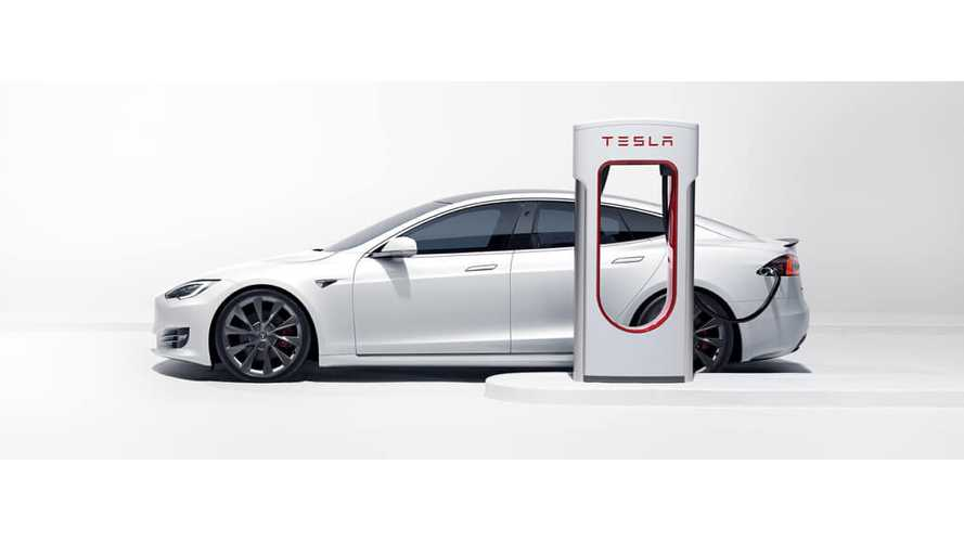 Europe's first V3 Tesla Supercharger launches in London