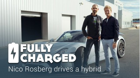 Fully Charged Checks Out Porsche 918 Spyder PHEV: Video