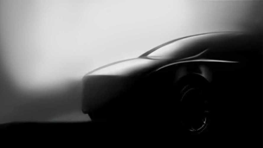 Tesla Teases New Model Y Image