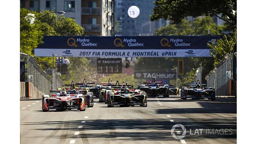 Opinion: Formula E's Biggest Weakness Is A Necessary Evil
